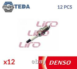 12x DENSO ENGINE SPARK PLUG SET PLUGS PK20PR-P8 I NEW OE REPLACEMENT