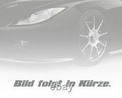 2x Bosch Bremsscheibe Belüftet Ø 315 MM Hinten Für Opel 08-17