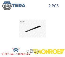 2x MONROE REAR SHOCK ABSORBERS STRUTS SHOCKERS 376055SP P NEW OE REPLACEMENT