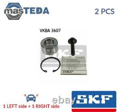 2x SKF FRONT WHEEL BEARING KIT SET VKBA 3607 G NEW OE REPLACEMENT