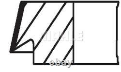 4x MAHLE ORIGINAL ENGINE PISTON RING SET 033 16 N0 P STD NEW OE REPLACEMENT