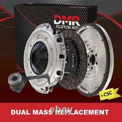 A3, TT 1.8T/1.9 AJQ AMK APP APX APY AQA ARY ASZ AUL BAM Clutch Kit+Solid F/W+CSC