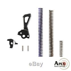 Apex 116-142 Action Enhancement Trigger Kit for CZ 75 B thumb safety models only