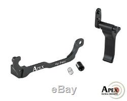 Apex Tactical 112-031 Flat Forward Set Trigger Kit for Sig Sauer P320