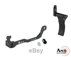 Apex Tactical 112-032 Curved Forward Set Trigger Kit for Sig Sauer P320