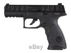 Beretta APX Blowback Air Pistol Combo. 177 Caliber Real Blowback Metal Black Gun