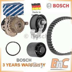 Bosch Water Pump Timing Belt Kit Vw Audi Seat Skoda Oem 1987946498 06a121012g