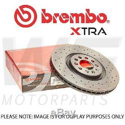 Brembo Xtra 312mm Bremsscheiben Vorne Für VW Golf IV Variant (1J5) 2.8 V6