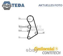 Contitech Zahnriemensatz Set Kit Ct909k7 A Für Audi A3, Tt, A6,8l1,8n3,8n9, C5