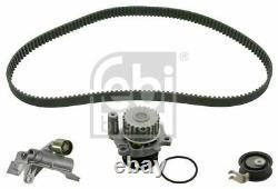 Febi 45128 Water Pump & Timing Belt Set