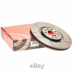 Front Performance High Carbon Grooved Brake Disc (Pair) 09.7880.75 Brembo Max