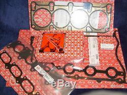 Gasket Set Gasket Kit 1,8T 20V VAG Original Elring Bam, Agu, Apx
