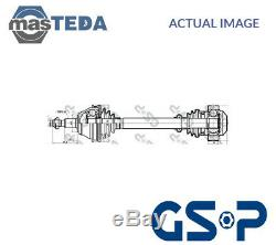 Gsp Front Left Drive Shaft CV Joint 261123 P New Oe Replacement