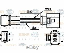 HELLA Kompressor, Klimaanlage BEHR HELLA SERVICE für VW Bora Golf IV Golf V