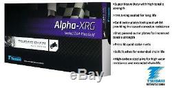 Honda XBR500 85-87 Tsubaki Alpha Gold X-Ring Chain & JT Sprocket Kit
