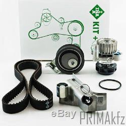 Ina 530 0067 30 Timing Belt Kit with Water Pump VW Audi Seat Skoda 1.8 1.8T
