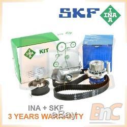 Ina Skf Hd Timing Belt Kit & Water Pump Set Seat Alhambra Toledo III 3 1.8t