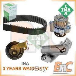 Ina Water Pump & Timing Belt Kit Vw Audi Seat Skoda Oem 530034530 06b109479