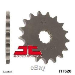 Kawasaki W650 99-06 Tsubaki Alpha Gold X-Ring Chain & JT Sprocket Kit