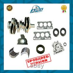 Land Rover Range Rover 2.7 Forged Cigüeñal Kit Reconstrucción Motor -actualizado