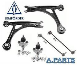 Lemförder Rep. Suspension Arm Kit 6 Pcs. Audi Tt 8n S3 Vw Golf IV New Beetle Rsi