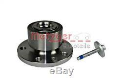 METZGER Radlagersatz Für VOLVO S60 II S80 V60 V70 III Xc60 Xc70 06-17 31360096