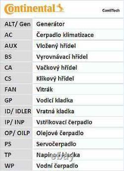 New Timing Belt Set For Audi Seat Skoda Vw A4 Avant 8d5 B5 Aeb Awt Ark Contitech