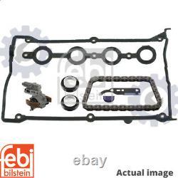 New Timing Chain Kit For Audi Vw Skoda Seat A4 8d2 B5 Arg Adr Avv Febi Bilstein