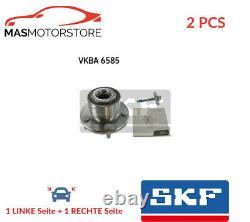 Radlagersatz Radlager Satz Paar Skf Vkba 6585 2pcs P Für Ford Mondeo IV