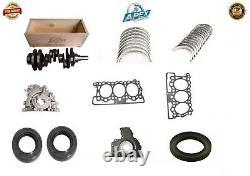 Range Rover 3.0 Crankshaft + Land Rover 306dt Diesel Engine Rebuild Parts Kit