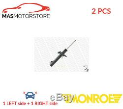 Shock Absorber Set Shockers Front Monroe 742043sp 2pcs P New Oe Replacement