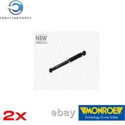Stossdampfer Stoßdämpfer 2 Stück Paar Monroe 376055sp 2pcs G Für Audi Tta3