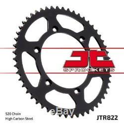 Suzuki RGV250 VJ22 91-96 Tsubaki Alpha Gold X-Ring Chain & JT Sprocket Kit