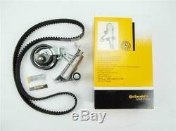 Timing Belt Kit 1.8t 20v Audi A3 S3 Tt A4 A6 VW Conti Ct909k6 Agu Bam Apx