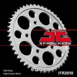 Triumph 900 TT Legend 99-00 Tsubaki Alpha Gold X-Ring Chain & JT Sprocket Kit