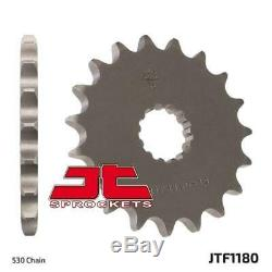 Triumph 900 Trophy 91-93 Tsubaki Alpha Gold X-Ring Chain & JT Sprocket Kit