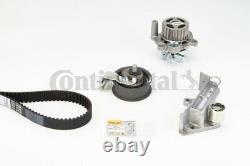 Water Pump Timing Belt Set For Audi Seat Skoda Vw Aeb Awt Ark Continental Ctam