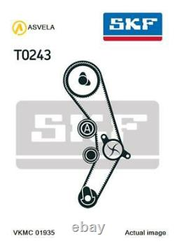 Water Pump Timing Belt Set For Audi Skoda Vw Seat A3 8l1 Apg Agn Aqa Arz Skf