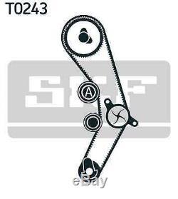 Water Pump Timing Belt Set For Audi Skoda Vw Seat A4 8d2 B5 Aeb Ark Apu Skf