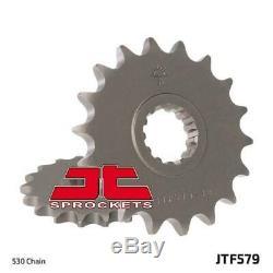 Yamaha MT01 N / S 05-12 Tsubaki Alpha Gold X-Ring Chain & JT Sprocket Kit