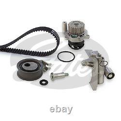 Zahnriemen-satz Kit Set + Wasserpumpe Gates Kp15491xs G Für Audi Tt, A3,8l1,8n3