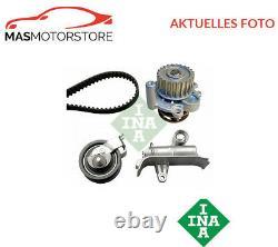 Zahnriemen-satz Kit Set + Wasserpumpe Ina 530 0067 30 G Für Audi Tt, A3, A4, A6