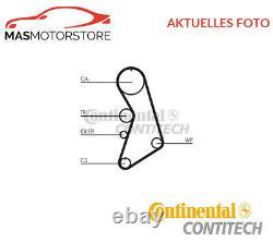 Zahnriemensatz Set Kit Contitech Ct909k3 A Für Skoda Octavia I 1.8l