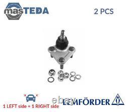 2x Lemförder Front Lower Suspension Ball Joint Paire 28360 02 P Nouveau