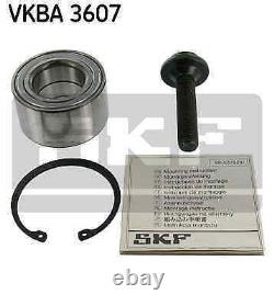 2x Skf Front Wheel Bearing Kit Set Vkba 3607 G Nouveau Remplacement Oe