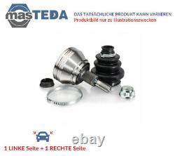 2x Skf Transmission End Vorne Gelenk Antriebswelle Vkja 8001 P Neu Oe Qualität
