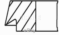 4x 033 16 N0 Mahle Moteur Piston Set G Nouveau Oe Remplacement