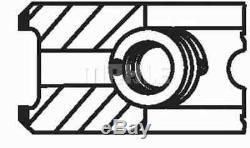 4x Mahle Moteur Piston Set 033 16 N0 G Nouveau Oe Remplacement