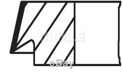 6x Mahle Moteur Piston Set 033 16 N0 G Std Oe Remplacement Nouveau