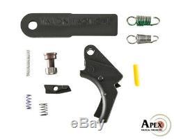 Apex 100-024 Polymère Forward Set Sear & Trigger Kit Pour S & W M & P